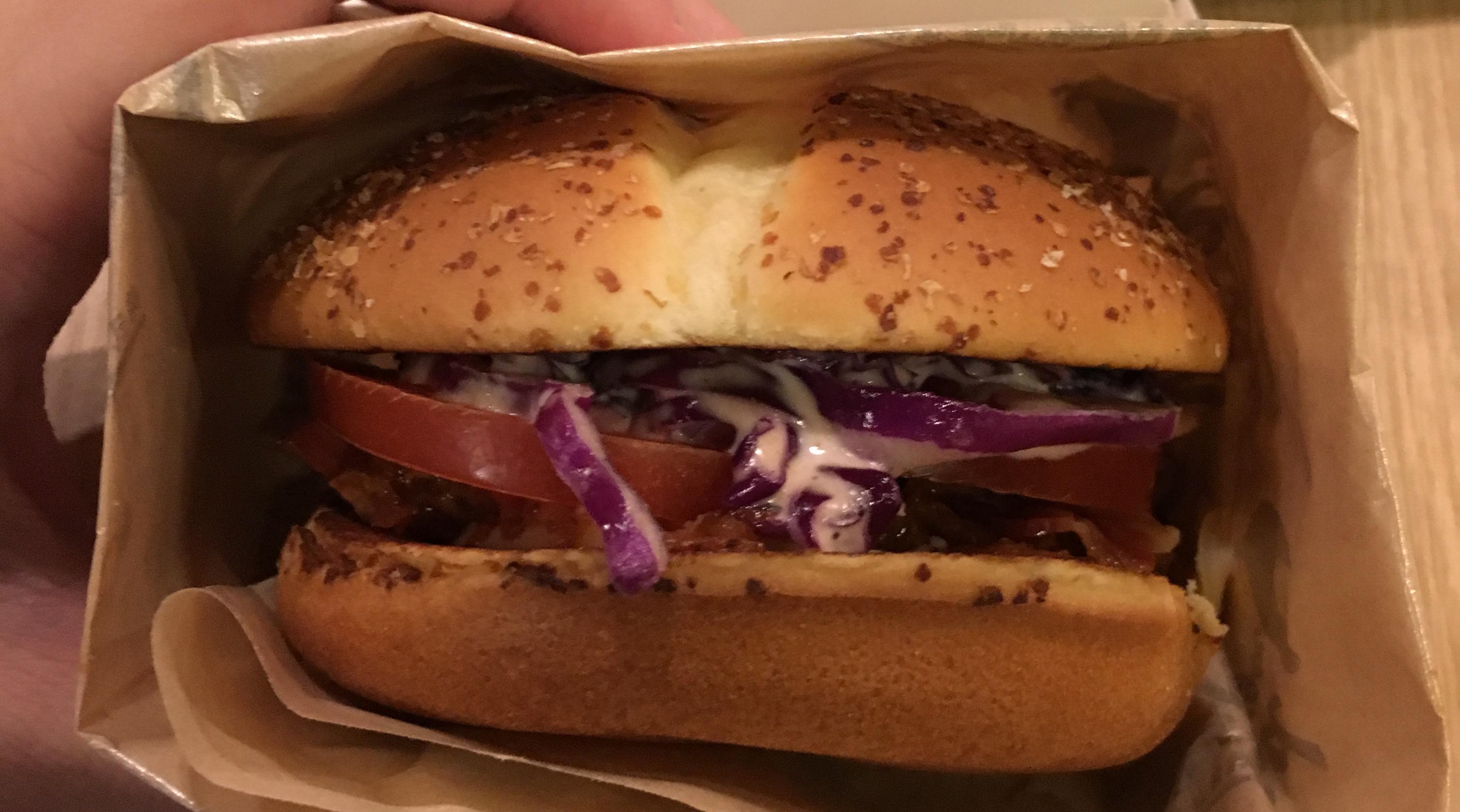 【飲食台】美式手撕烤豬堡