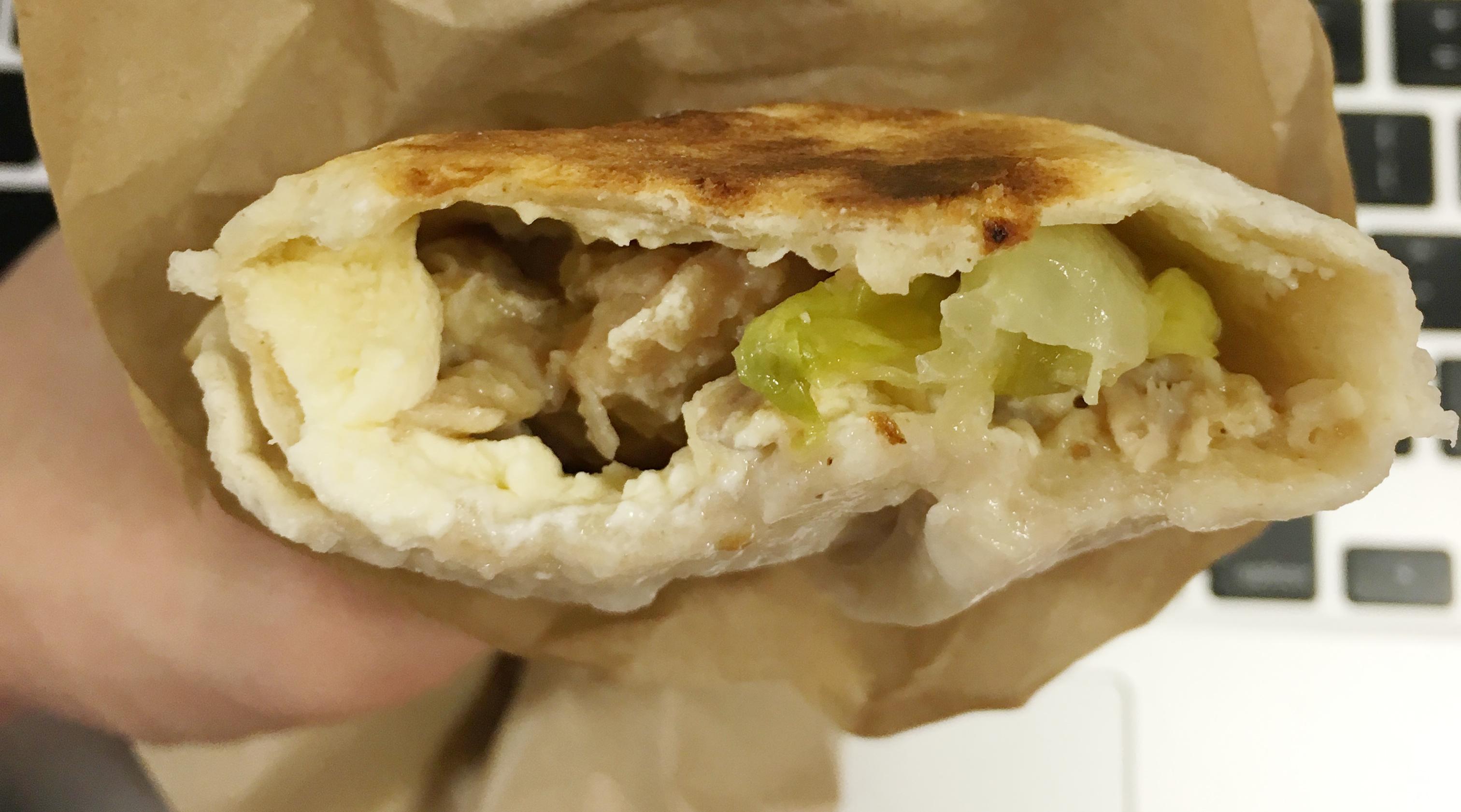 【飲食台】泰式沙嗲忌廉芝士烤雞卷