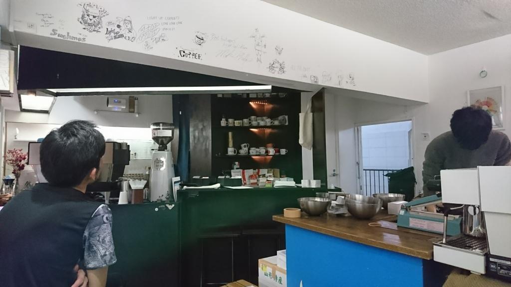 店內的裝潢令筆者想起位於冰島Reykjavík的Reykjavík Roasters。